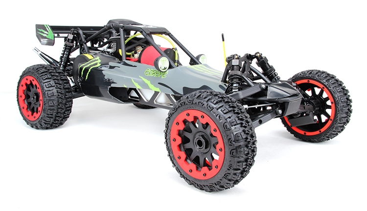 305CF Carbon Fiber Special Gas Baja Buggy RTR 30.5cc