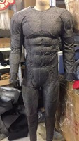 Ben Affleck Batman ONLY OUT SUIT Make to Measure and Movie Accurate Dawn of Justice Batman Cosplay
