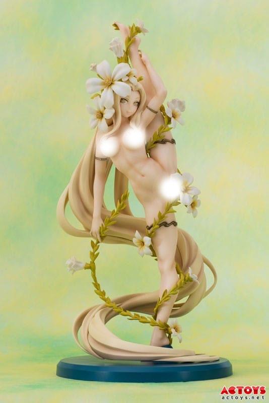 New Anime Hana no Yousei-san Kougyou Flower Fairy Maria Bernhardt Bernard Daiki Super Sexy 30CM PVC Figure bernhardt william capitol threat