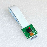 Camera Module Board For Respberry Pi 2 REV 1 3 5MP Webcam Video 1080p 720p Fast
