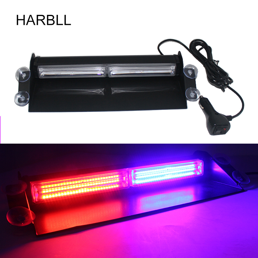 harbll universial emergency light bright led cob bar auto. Black Bedroom Furniture Sets. Home Design Ideas