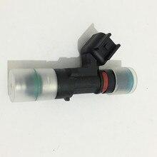 Video de prueba flujo cerrado combinado con 0280158117, rendimiento de alto flujo, estándar 48mm, ev14, 650cc, 60lbs, E85