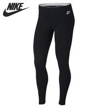 e3c77394 Оригинальный Новое поступление NIKE как W NSW LGGNG CLUB METALLC GX женские  брюки спортивная одежда
