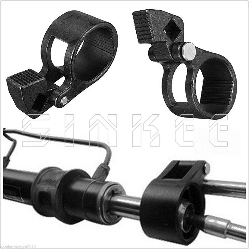 1/2 polegadas inner tie rod chave 27-42mm universal guia de direção haste remoção garagem ferramenta sk1314