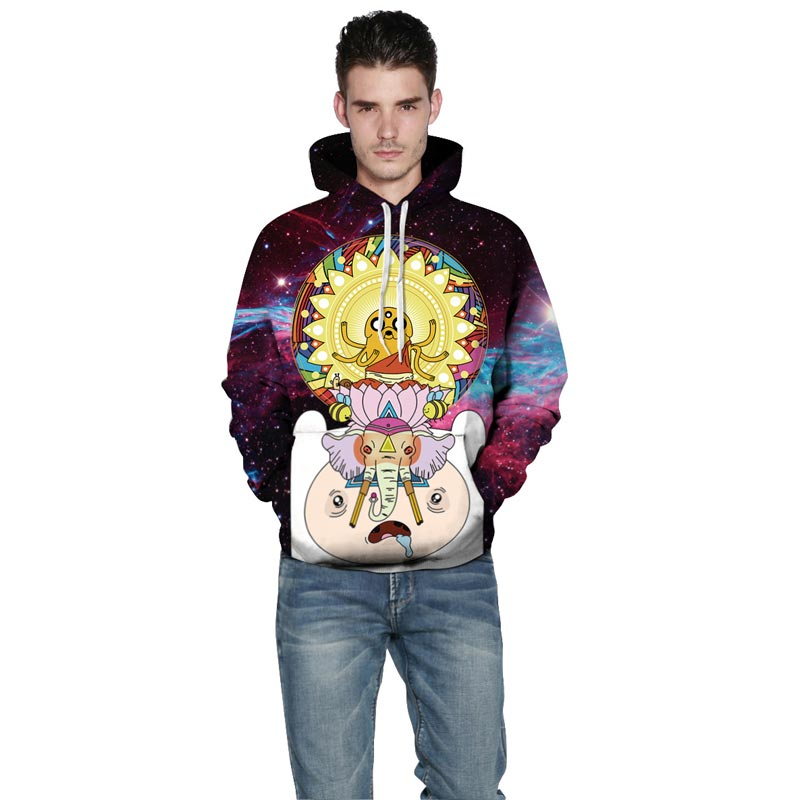Space Galaxy Hoodies Men/Women 3d Sweatshirts Cartoon Space Galaxy Hoodies Men/Women HTB12TkLQXXXXXbvXFXXq6xXFXXX5