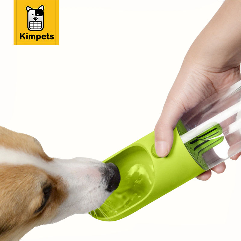 Pet 400ml Portable Filter Travel Cups Drinking Bowls Dog