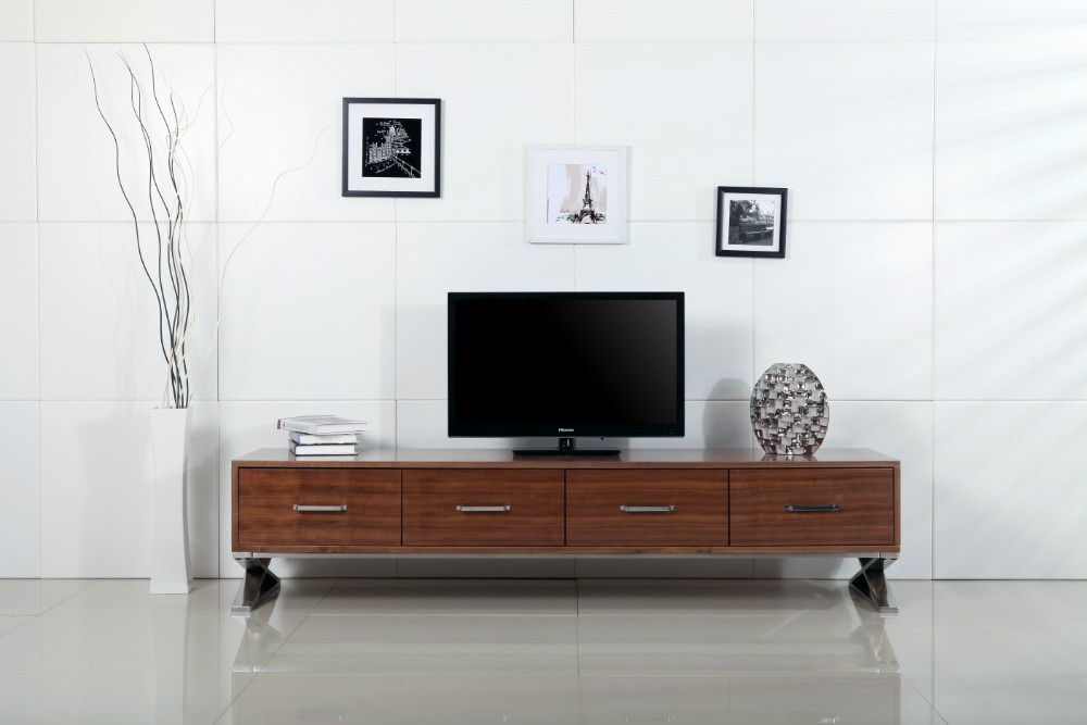 Wooden Furniture Tv Stand Modern And Fashion