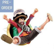 Presale August Original Banpresto One Piece Stampede Figure Ichibansho Monkey D. Luffy Figures Model Dolls Brinquedos