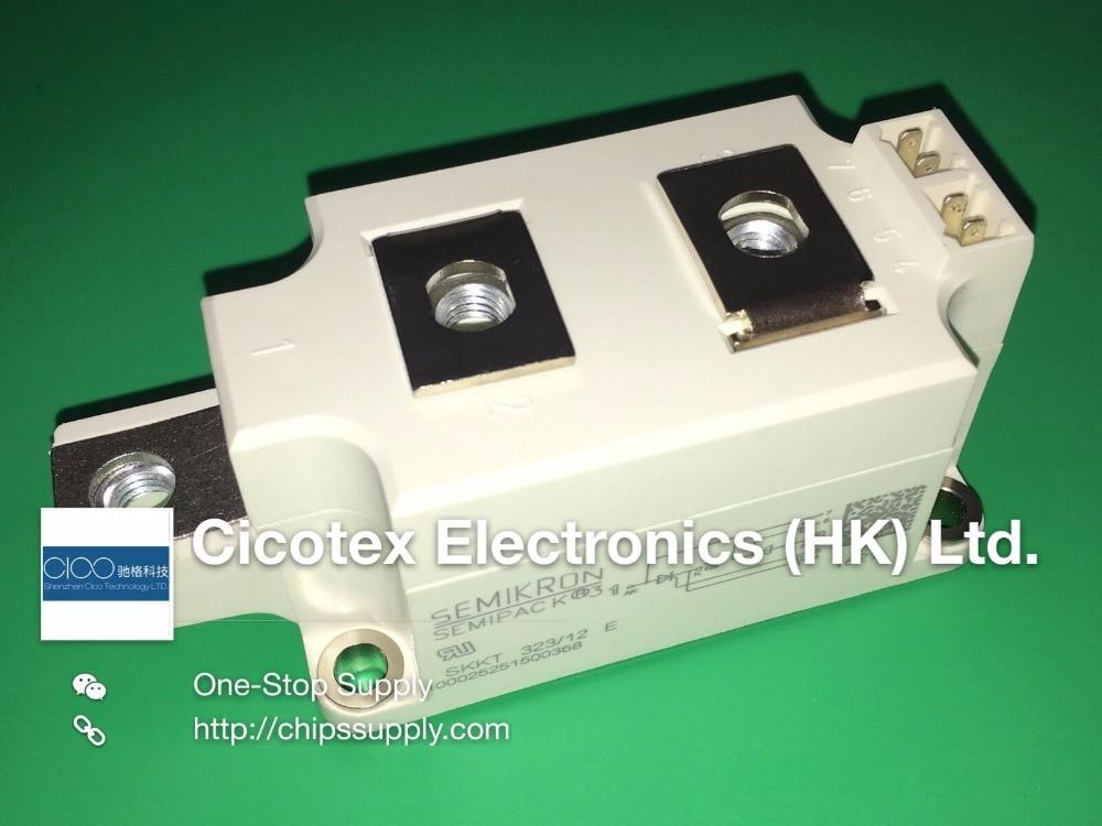 SKKT323-12E Thyristor Diode Modules IGBT orient tk 323