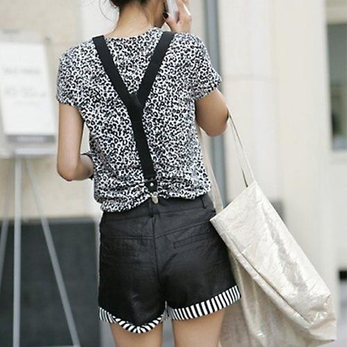 2016 New Fashion Mens Womens Unisex Clip-on Suspenders Elastic Y-Shape Adjustable Braces Retail/Wholesale 5BSQ 7EL6 7T68