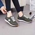 Zapatos de las mujeres nueva Primavera de la moda zapatos de estudiantes femeninos zapatos zapatillas de deporte de moda
