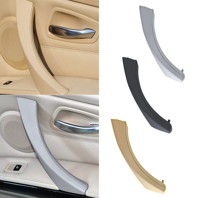 For BMW 3 series E90 318i 320i 325i 330i 335i Car Inner Handle car door handle Interior assemblycar door fittings replacementFor BMW 3 series E90 318i 320i 325i 330i 335i Car Inner Handle car door handle Interior assemblycar door fittings replacement
