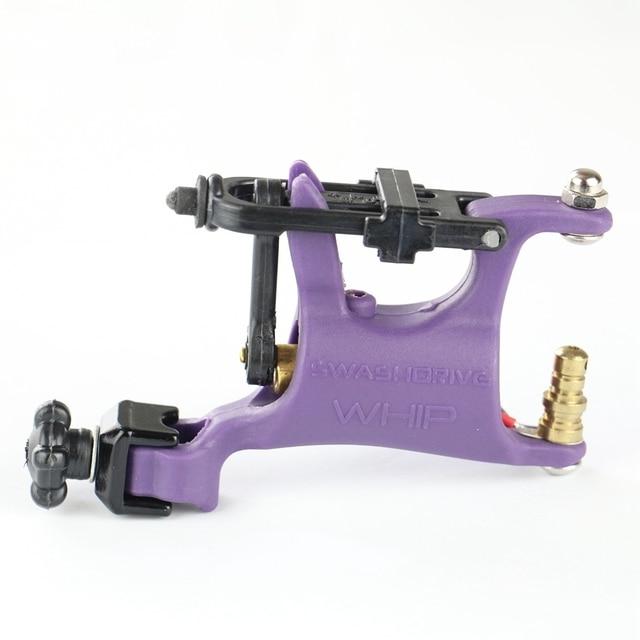 Cheap Butterfly Rotary Tattoo Machine Kit Purple Tatoo Gun For Liner Shader China Machine With Tattoo Machine Part Free Shipping