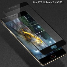 1pcs Ultra-Thin high quality screen protector Tempered Glass For ZTE Nubia N2 N 2 NX575J Screen protective tempered glass