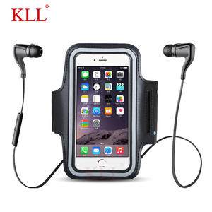 KLL Mobile Phone Arm Band Bag Holder for iPhone Smartphone on Hand