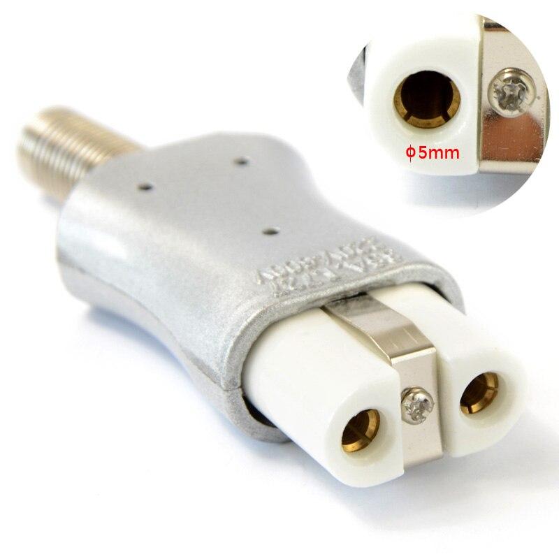 Industrial Aluminum Heating Ring Ceramic Electric Heater Plug Plug Electric Industrial High Temperatur