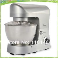 Free shipping automatic egg benter dough maker machine electric dough mixer machine automatic wheat flour mixer machine