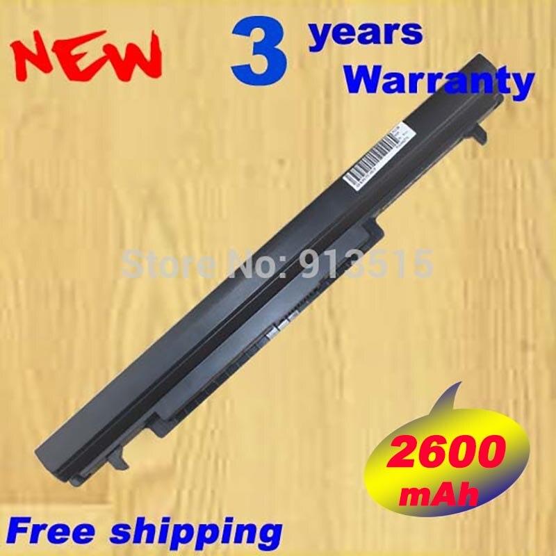 Bateria do portátil para Asus K56 K56C K56CA K56CM A56 A46 K46 K46C K46CA K46CM S46 S56 Series A31-K56 A32-K56 A41-K56 A42-K56 Series