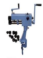 RM 08 металлические пластины лист формовочная роторная машина пустой прессования машины ручные инструменты