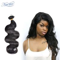 New Star Virgin Hair Weaving Peruvian Body Wave 1/3/4 Piece 100% Unprocessed 10A Thick Human Hair Weft Long Inch 10 34 Bundle