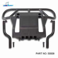 HSP Racing 50008 Front Rear Bumper For Gas 1/5 Rc Car Skeleton Monster Truck Spare Parts REDCAT (Part No. 50008)