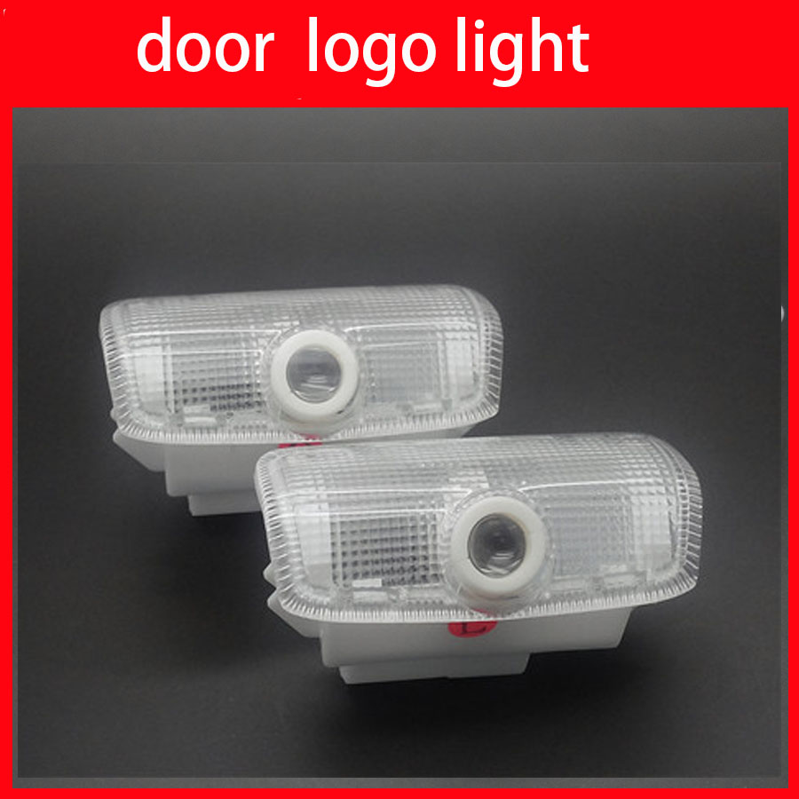 New arrival car led laser lamp d auto door logo light