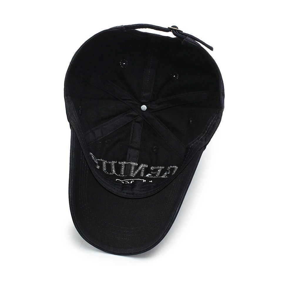 [AETRENDS] رسائل المطرزة قبعة بيسبول الرجال النساء Snapback قبعات في الهواء الطلق الصيد قبعة سائق الشاحنة Casquette Gorras العظام Z-6903