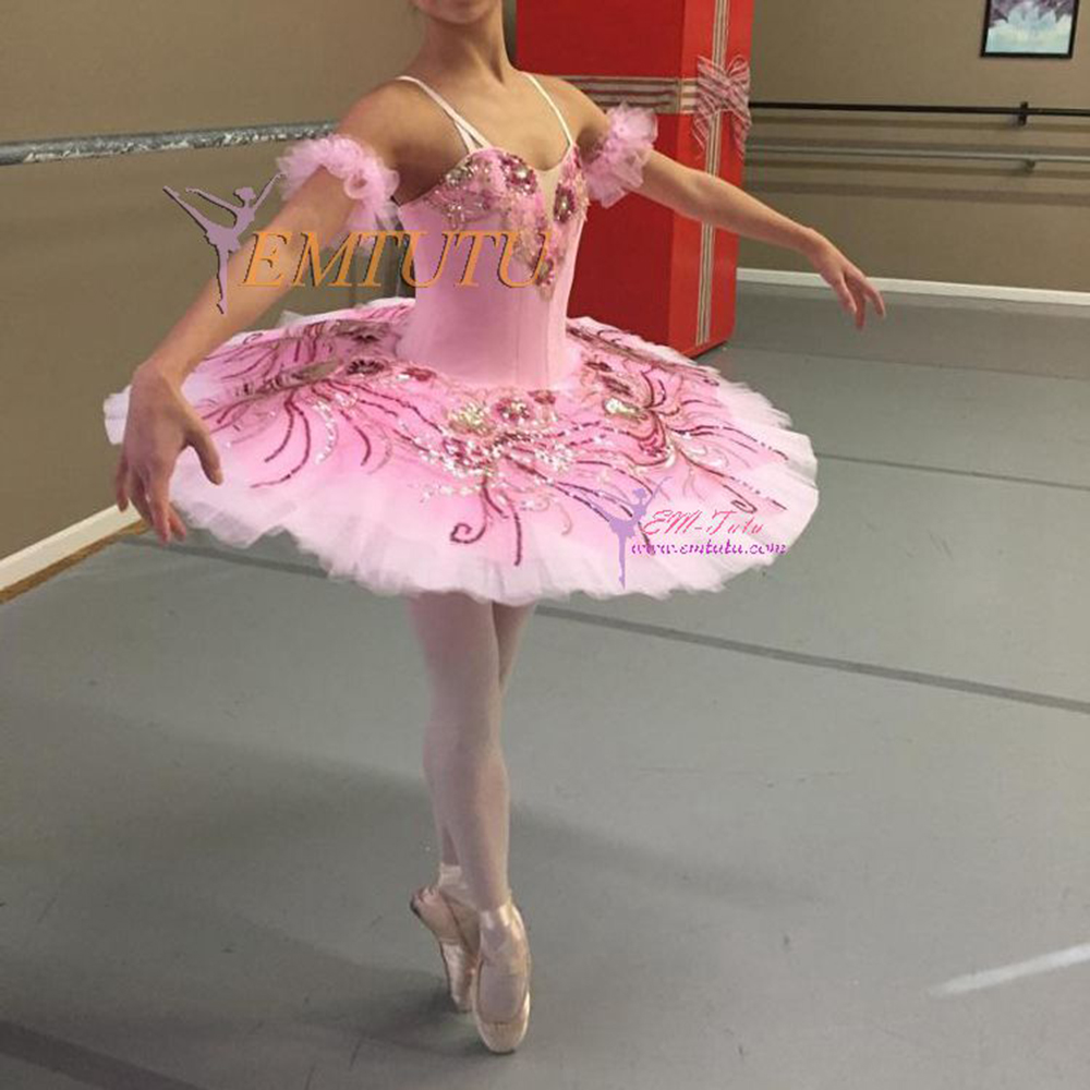 Adult Professional Ballet Tutu Pink Women Nutcracker ...