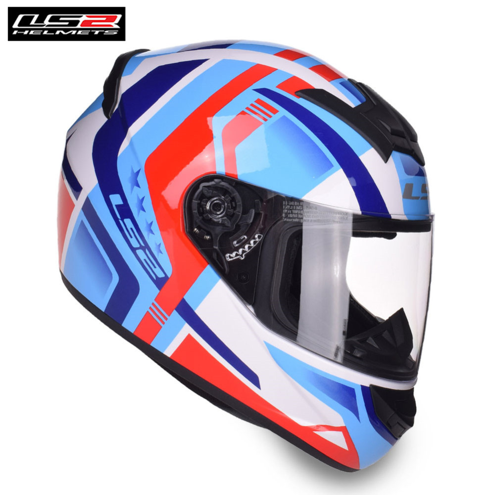 LS2 Motorcycle Helmet Racing Full Face Capacete Casco Casque Moto Helmets Helm Kask Caschi For Suzuki Motorbike Bike FF352 ls2 ff353 rapid full face motorcycle helmet racing casco casque capacete moto touring helmets kask helm caschi for honda yamaha