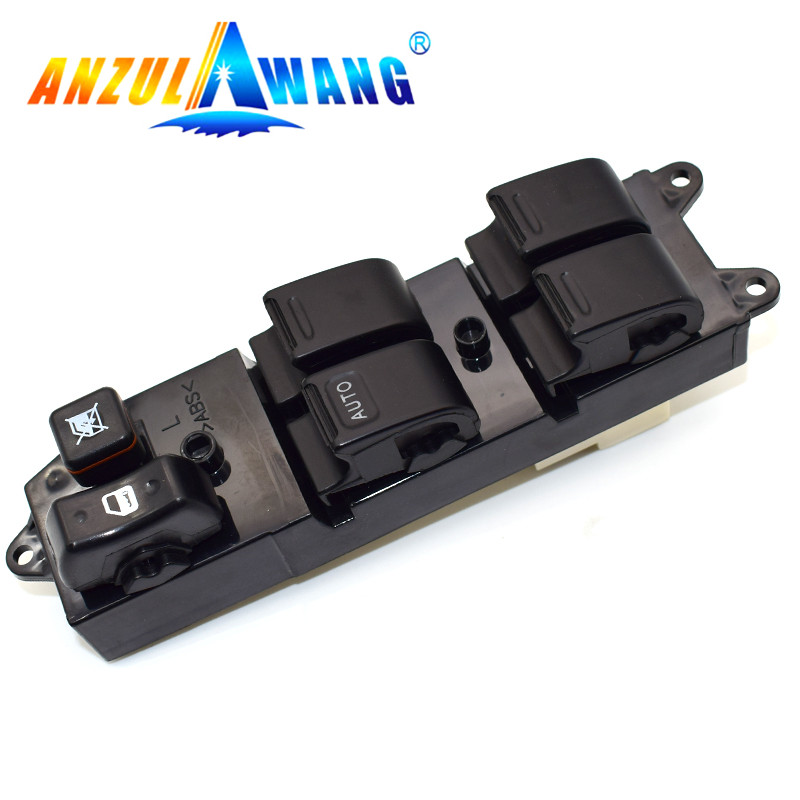 For <font><b>Toyota</b></font> Yaris Echo <font><b>4Runner</b></font> Hilux Land Cruiser 84820-AA0 84820-60090 Electric Power Window Master Control Switch image