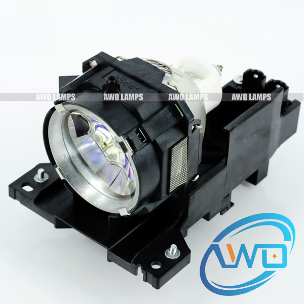 DT00771/CPX605WLAMP Compatible lamp with housing for HITACHI CP-X505 CP-X600 CP-X605 CP-X608 Projector replacement projector lamp dt00771 for hitachi cp x505 cp x605 cp x608 cp x600 hcp 7000x hcp 6600x hcp 6600 hcp 6800x happybate