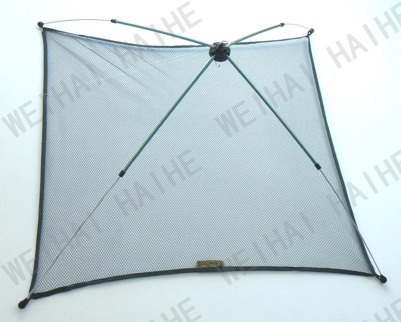 Große Größe hohe qualität Angeln Regenschirm Net nylon vernetzung Fisch minnow Netto Garnelen Net