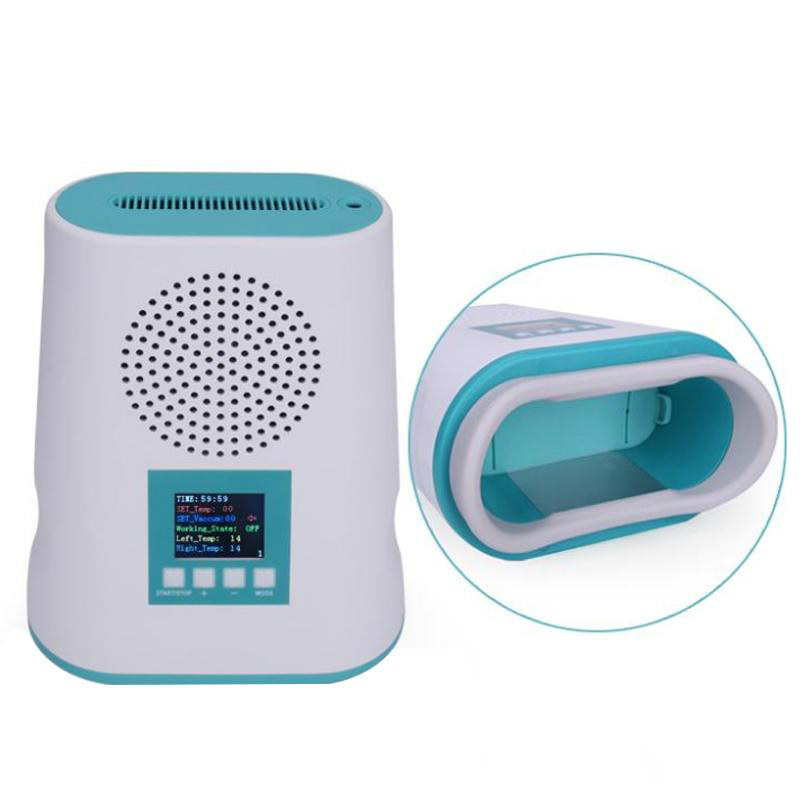 Home Use Body Slimming Anti Fat  Machine Cooling System For Belly Fat Removal