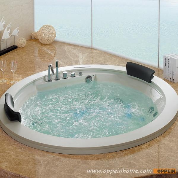 Гуанчжоу круглый серфинга и массажная ванна OP-W5046