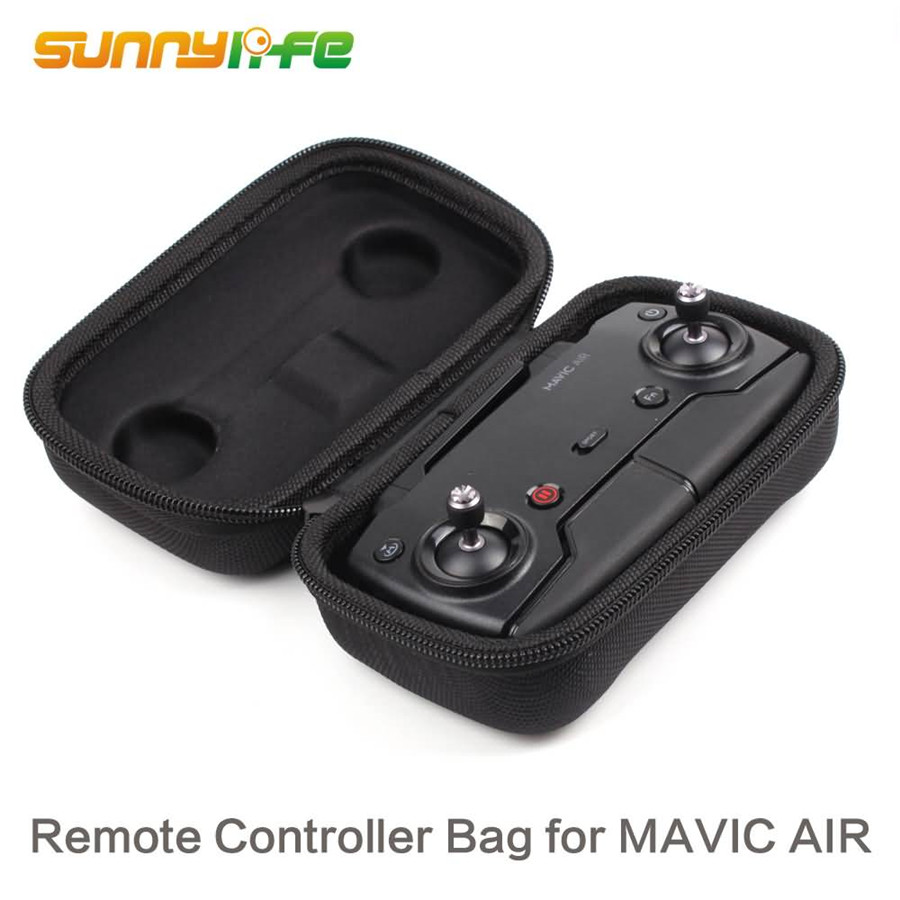 FOR DJI Mavic 2/Mavic Air Remote Controller Bag Transmitter Monitor Portable Box Carry Case Bag Accessories