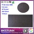 P7.62 SMD крытый полный цвет 32*16 пикселей 8 s СВЕТОДИОДНЫЙ модуль 244*122 мм для крытый rgb светодиодный экран светодиодный дисплей рекламы доска