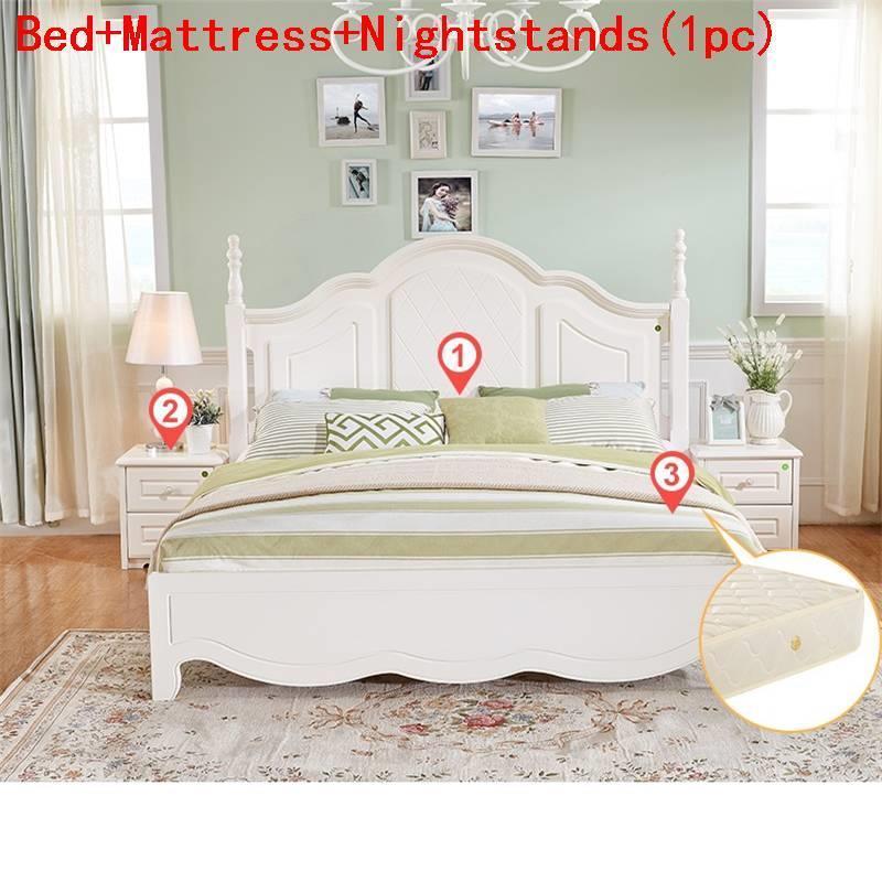Tempat Tidur Tingkat Ranza Literas Frame Matrimonio Quarto Home Furniture Letto Room De Dormitorio Mueble Cama Moderna Bed