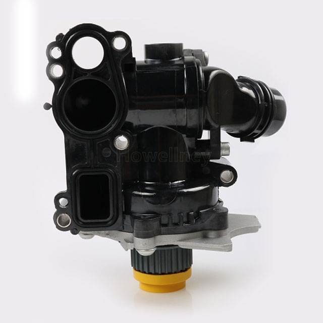 Engine Water Pump Assembly For VW Golf Jetta GLI GTI MK6 Passat B7 Tiguan CC A3 S3 A4 A5 A6 Q3 Q5 TT EA888 1.8T 2.0T 06H121026 mutoh vj 1604w rj 900c water based pump capping assembly solvent printers