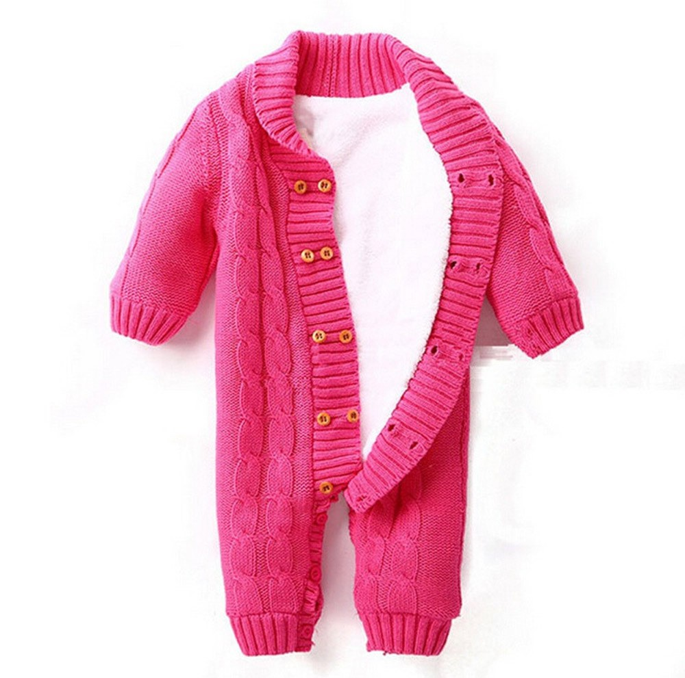 Winter-Newborns-Baby-Button-Rompers-Lapel-Knitted-Thickened-Sweater-Jumpsuit-Velvet-Fashion-Coat-CL0757 (1)