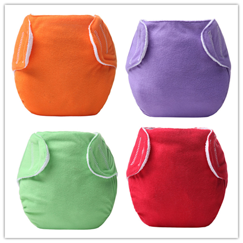 Cloth Diapers Nappy Reusable Soft-Covers Infant Baby Winter Summer 1PCS Erf5251 Fraldas
