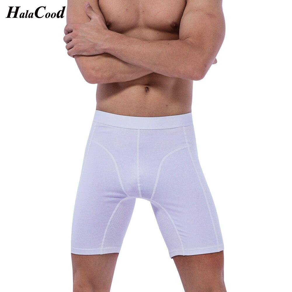 Winter Brand Long Boxer Men Cuecas Cotton Underwear Male Underpants Man Boxer Shorts Homme Underpants Boxers Men Plus Size XXXL