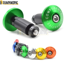 For Ducati MONSTER 400 620 695 696 796 821 1100 1200 Hand Bar Ends 22 mm Motorcycle Handlebar Grips Caps