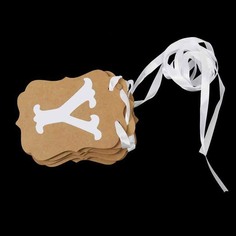 CANDY BAR กระดาษแข็งกระดาษ Garlands Bunting บอลลูนตกแต่งอุปกรณ์เสริมงานแต่งงานแบนเนอร์ประตูตกแต่งของเล่น