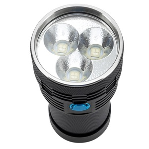 Image 3 - AloneFire HT35 60W Powerful LED Flashlight 13000LM XHP70 LED Torch Light Tactical Flash lights P70 Linterna Portable Lamp Light