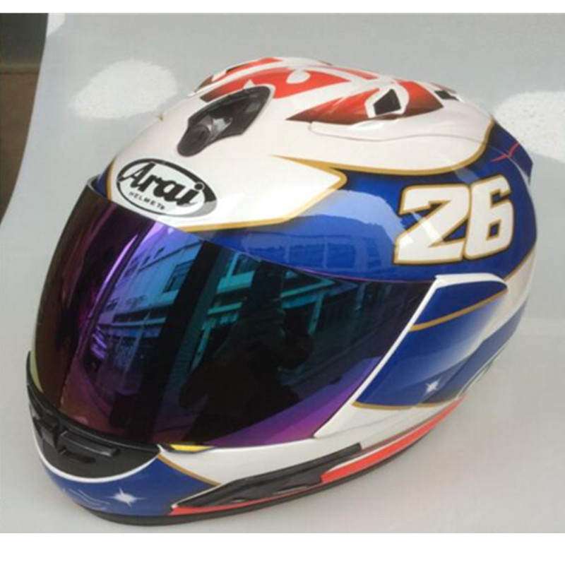 ARAI RX-7 Motorcycle Helmet RX-7 EU/ CORSAIR-X US IOM TT Full Face Motocoss Racing Helmet Isle ,CapaceteARAI RX-7 Motorcycle Helmet RX-7 EU/ CORSAIR-X US IOM TT Full Face Motocoss Racing Helmet Isle ,Capacete