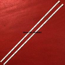 2 pz/lotto led striscia 24E600E V236B1 LE2 TREM11 LED V236BJ1 LE2 1 pz = 18led