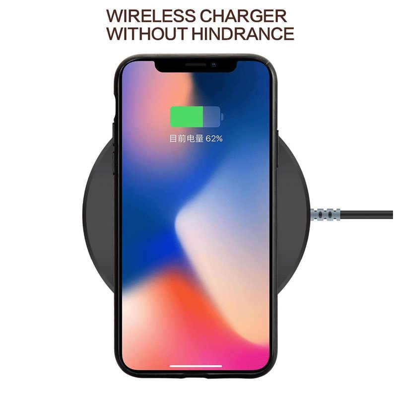 Casos De Couro genuíno para Apple iphone X XR XS XS max 11 Pro Max 360 Completa capa protetora para iphone 6 5 5s se 7 plus 8 6S plus 11 11 Pro 11 Pro Max