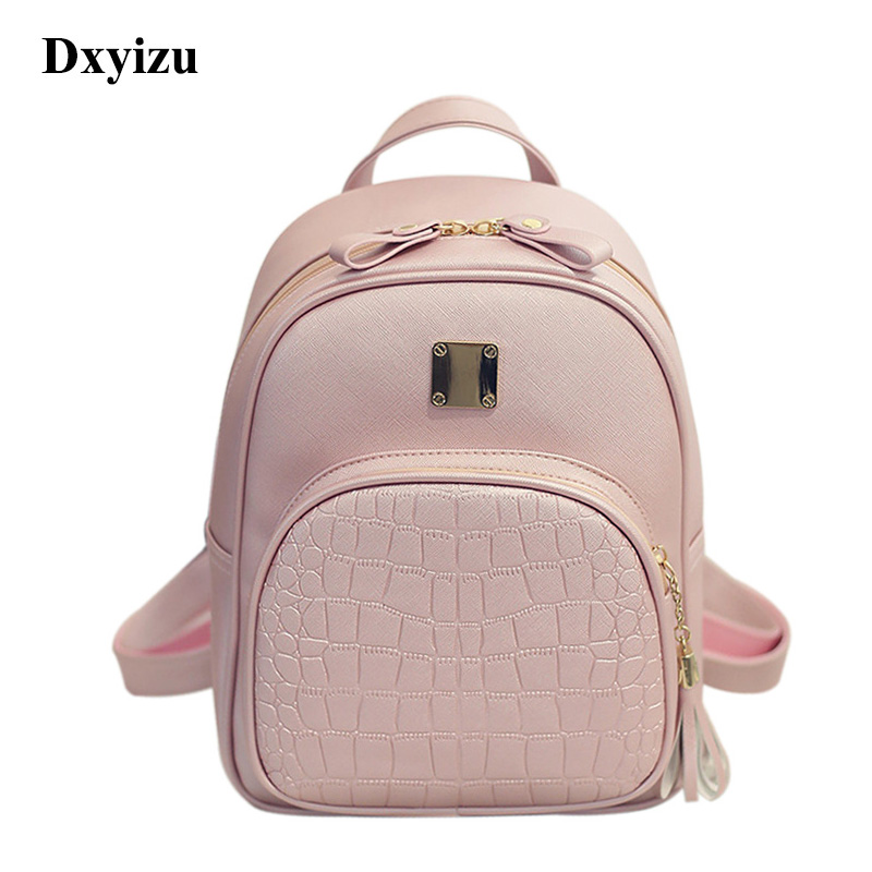 5637f545cf EnoPella women backpack leather school bags for teenager girls stone  sequined female preppy style small backpack Female 2018 New-in Backpacks  from Luggage ...