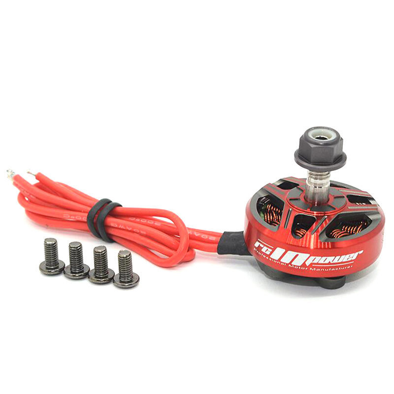 1PC RCINPOWER GTS2306 V2 1800KV 2500KV 2750KV 3-5S Brushless Motor For RC Models Multicopter Frame Props Part Accs image