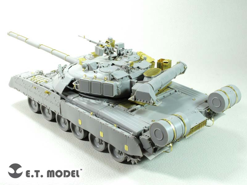 1/35 Russian T-80U Main Battle Tank Retrofit E35-269 недорго, оригинальная цена